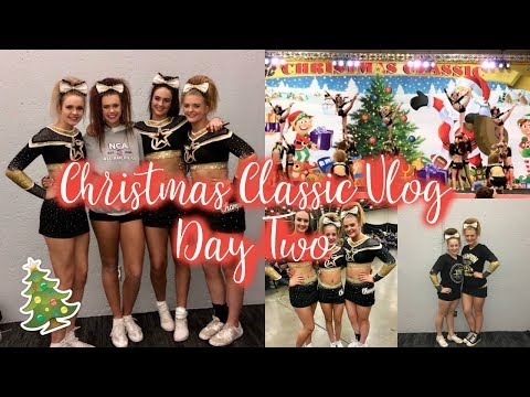 SC Christmas Classic Vlog Day Two