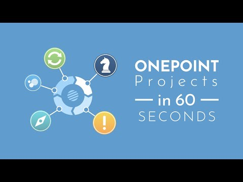 ONEPOINT in 60 Seconds