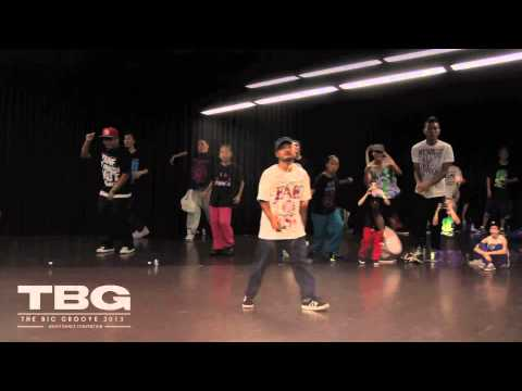 Dominique (WCO) - Hip Hop: J-Kwon- Tipsy | TBG 2013