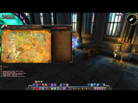How to get from Stormwind to Hellfire Peninsula Outland