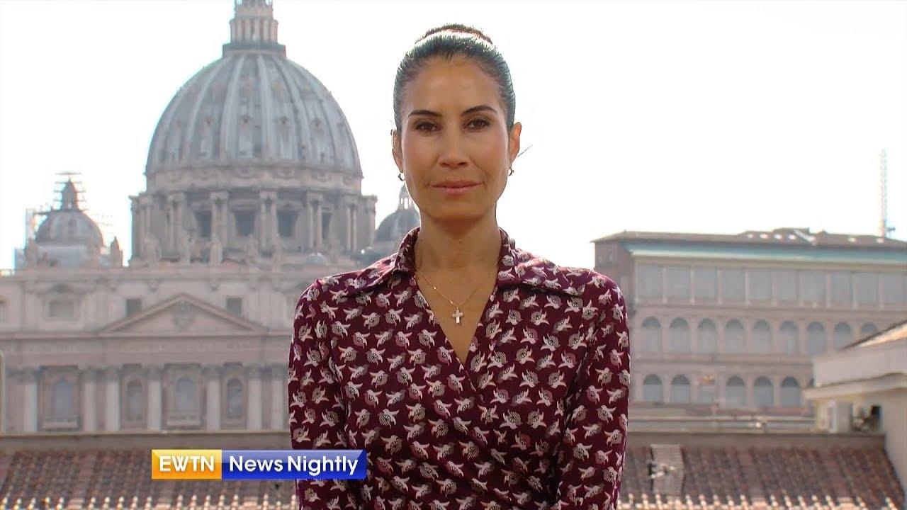 Church Leaders Fight Claims the Shroud of Turin Is Fake - ENN 2018-07-27