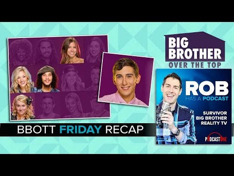 Big Brother OTT Friday Recap   Nov 18