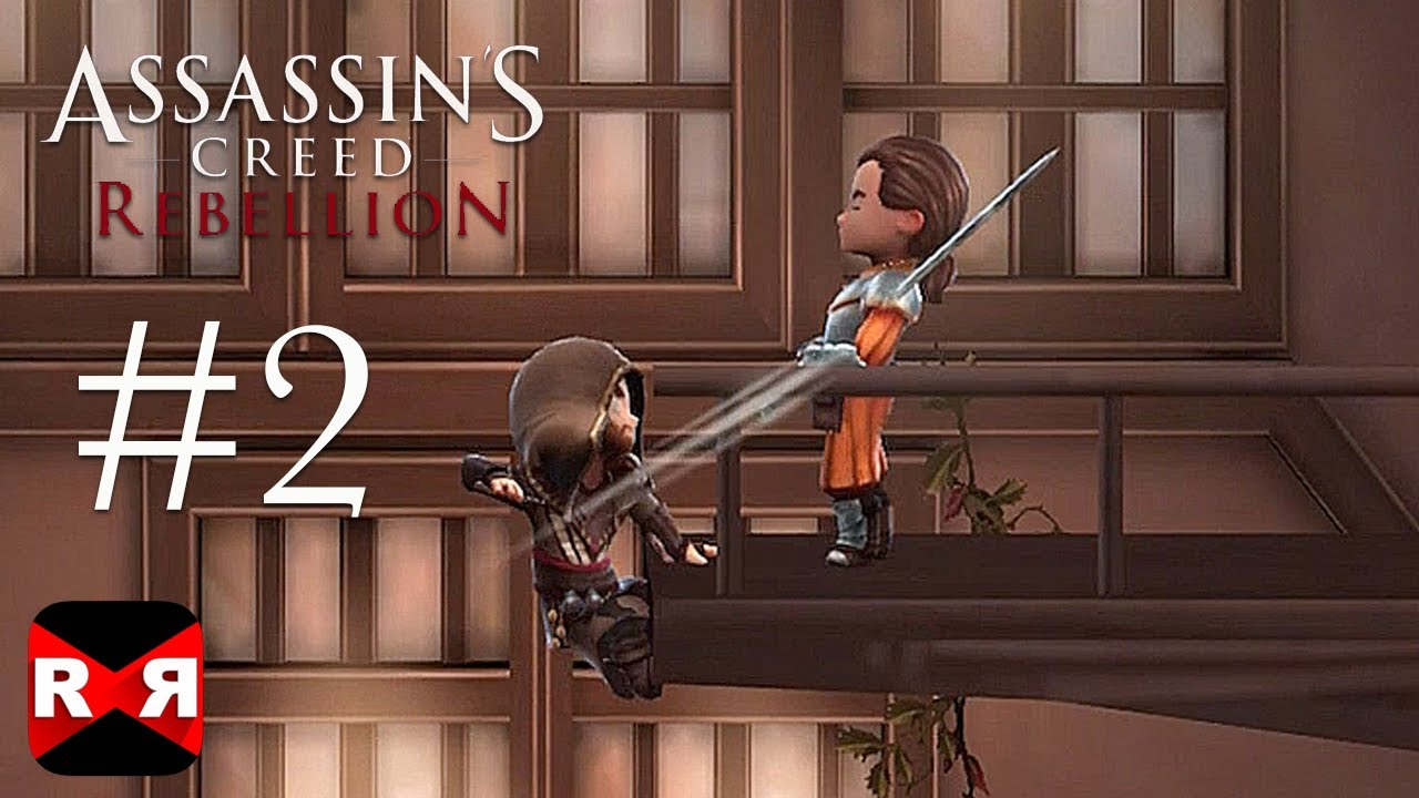 Assassin's Creed: Rebellion (By Ubisoft) - iOS / Android ...