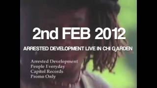 ARRESTED DEVELOPMENT & THE BEAT LIVE IN DUBAI at CHI GARDEN