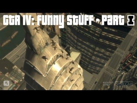 GTA IV: Funny Stuff - Part 1