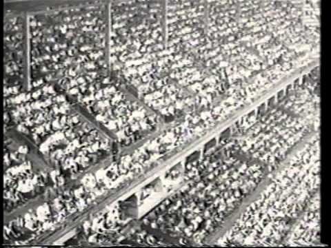 10/1/1950 Phillies at Dodgers