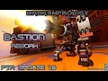 Bastion Update PTR 1.8 Gameplay and commentary.