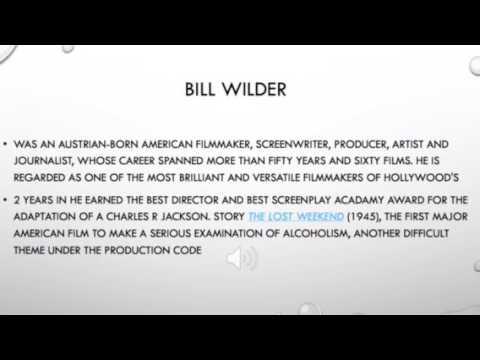 Bill Wilder