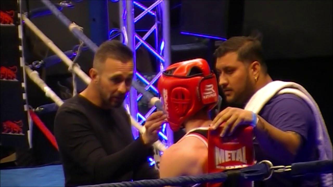 Gala de boxe amateur