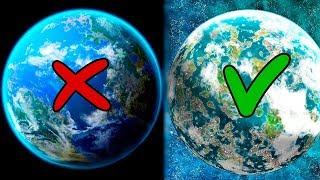 5 НЕДАВНО ОБНАРУЖЕННЫХ ПЛАНЕТ, ПОХОЖИХ НА НАШУ ЗЕМЛЮ