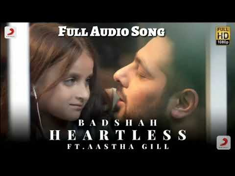 Heartless | Full Audio Song | Baadshah | Aastha Gill
