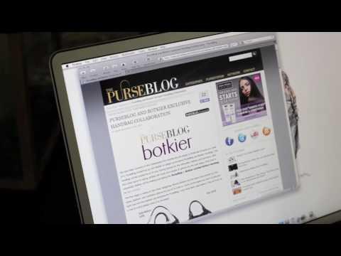 Botkier+PurseBlog Collaboration: Limited Edition Sasha Duffle