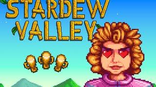 'Stardew Valley' - Quest: Pam Is Thirsty