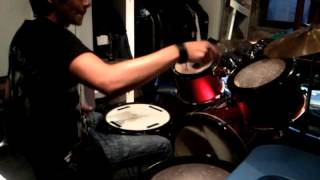 Joy Division - No love lost - Drum Cover