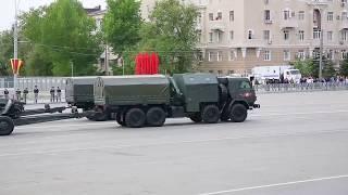 Парад Победы в Ростове-на-Дону