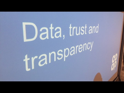 Shaping our Co-op: Data Trust and Transparency Event Live Stream