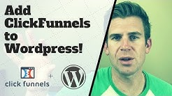 How to integrate ClickFunnels with WordPress - 3 Step Process - [Including ClickPop Demo]