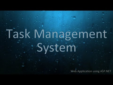 Task Management System (Web Application)
