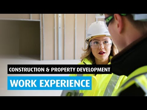 Work Experience: Wates Construction