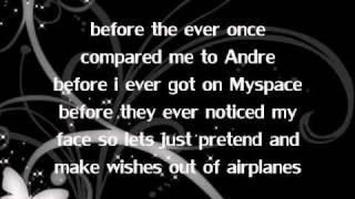 Airplanes (Part 2) Lyrics- B.o.B featuring Hayley Williams & Eminem