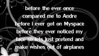 Airplanes (Part 2) Lyrics- B.o.B featuring Hayley Williams & Eminem