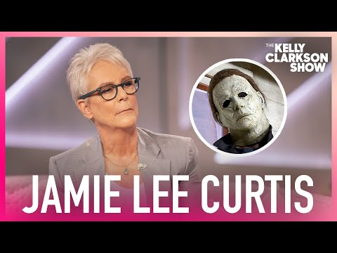 Jamie Lee Curtis Doesn't Watch Scary Movies