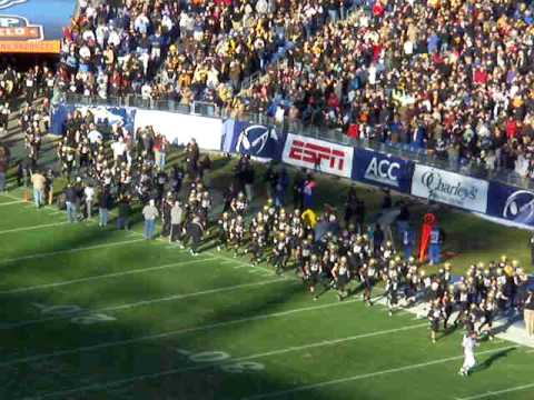 Vandy Music City Bowl 2008