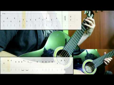 Guitar guitar cover with tabs : Undertale - Home (Guitar Cover) (Play Along Tabs In Video) - YouTube
