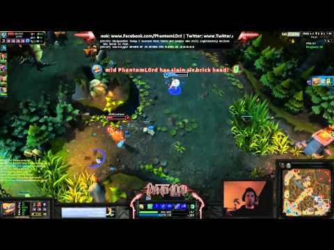 PhantomL0rd Stream Highlights Oct. 2, 2012