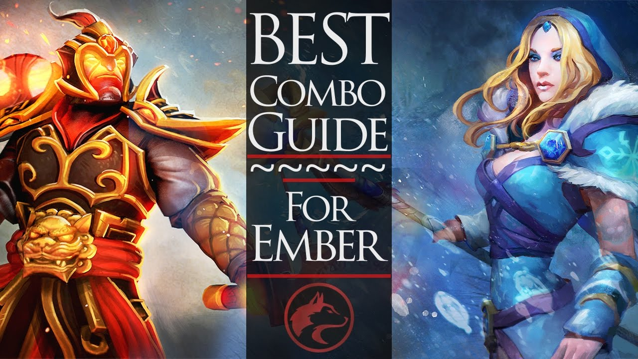 Best Combo With Ember Spirite Dota 2 Combo Guide 8