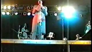 Mia Martini parla di Fabrizio De André (penultimo concerto, 1995)