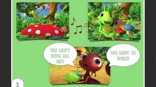 The Ant and the Grasshopper - Storytelling Part 1