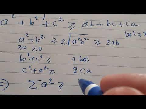 1 ứng dụng bất đẳng thức AM-GM   math
