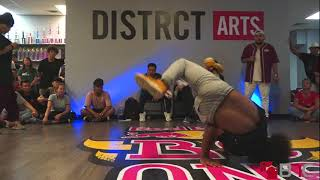 Ali Vs Docta Trey | Finał Red Bull BC One Las Vegas Cypher 2018