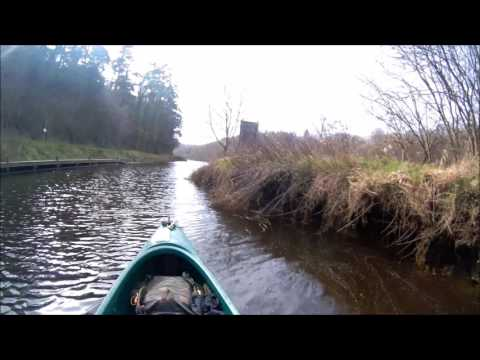 Canoeing the River Barrow