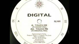 Digital - Touch Me (94 Original Mix) - Timeless Recordings