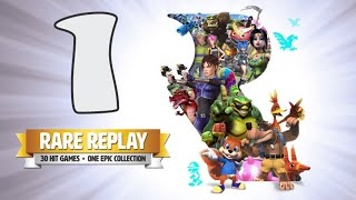 Rare Replay (XboxOne) :: Part 1 - 30 Game Collection