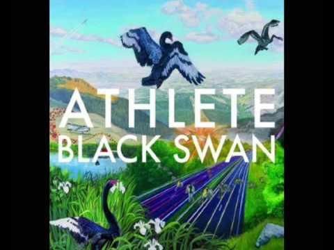 Athlete - Black Swan - Rubik's Cube