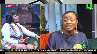United Showbiz with Empress Nana Ama McBrown (17/10/2020)