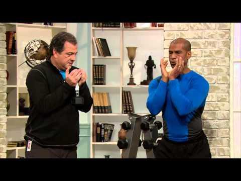 Fitness Coach Cary Gordon Teaches on Exercise Techniques