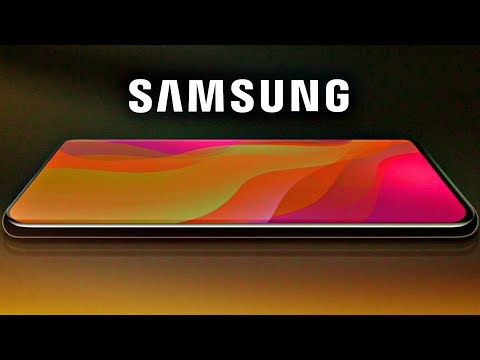 Samsung Galaxy A90 - SLIDING ROTATING CAMERA!!!