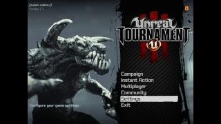 хорошо проводим время под Unreal Tournament 3 Black Edition