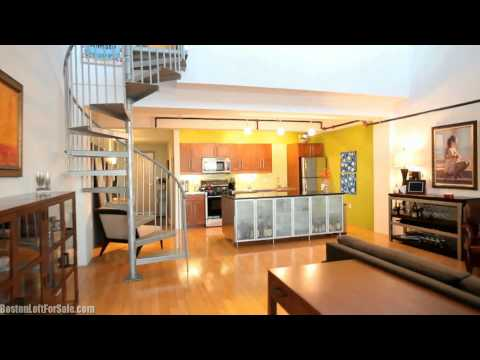 Porter 156 loft for sale. 156 Porter Street #408 East Boston MA 02128 by Jeffrey Bowen