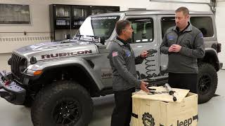 "Jeep Performance Parts 2"" Lift Kit for the 2018 Jeep Wrangler JL"