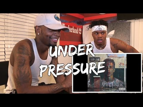 Logic  Under Pressure Full Version  REACTION  50K SUBS!!!!!