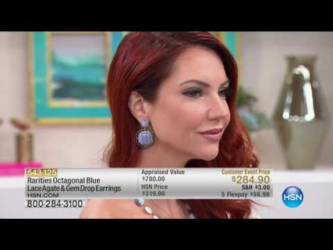 HSN | Rarities Fine Jewelry with Carol Brodie 05.28.2017 - 03 PM