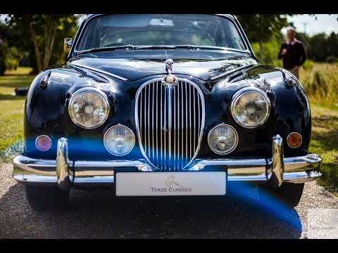 1965 Jaguar MKII 3.8 - Exterior Review