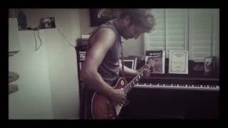 Gibson Les Paul Jimmy Page Signature some Looper fun with Dr. Aaron