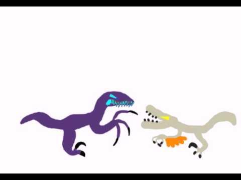 mutant velociraptor Gallery