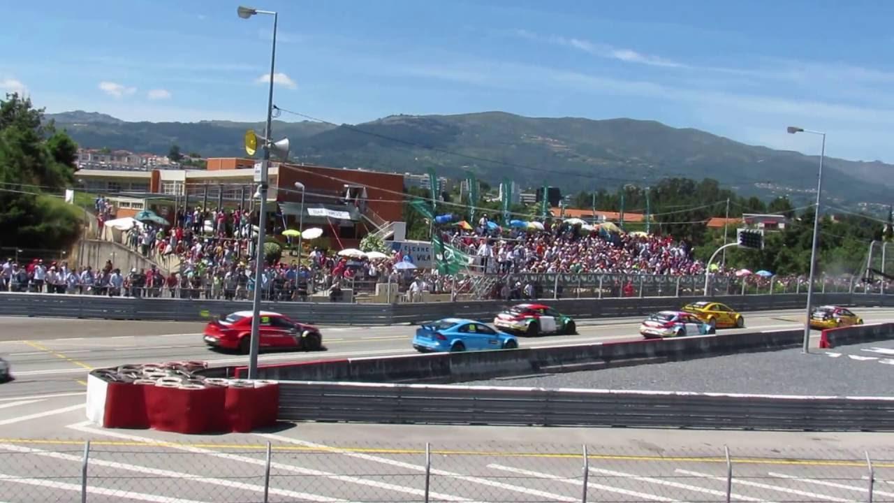 Circuito Vila Real : Wtcc circuito vila real youtube